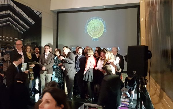 Digital Preservation Awards 2018 – Amsterdam Museum 29-11-2018