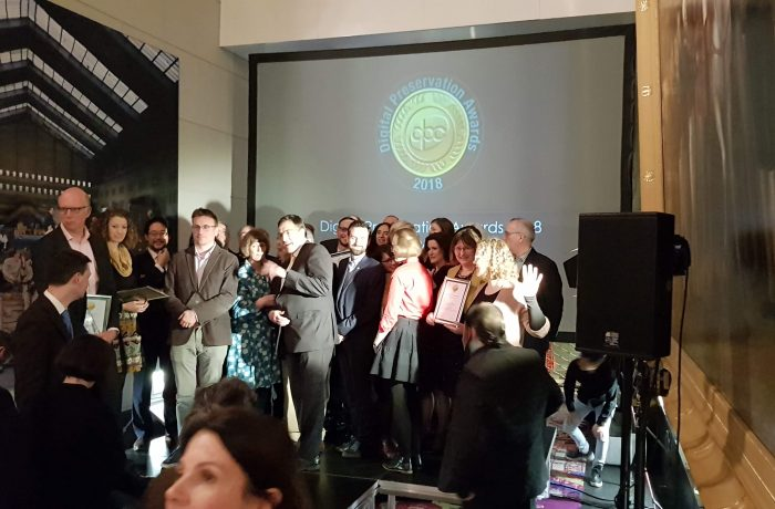 Digital Preservation Awards 2018 – Amsterdam Museum 29-11-2018