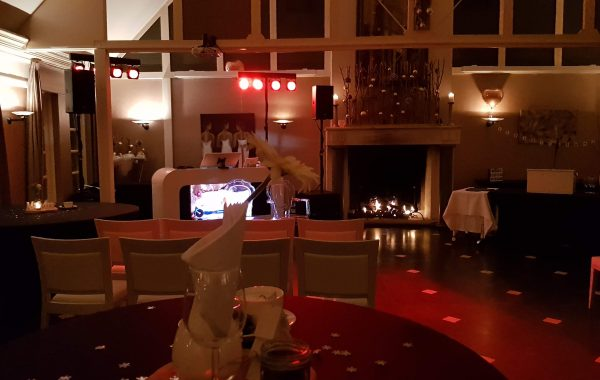 Rojo Wedding Edition met VJ Rob – Bruiloft Sebastiaan & Angela Residence Rhenen 6-12-2018