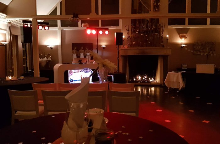 Rojo Wedding Edition met VJ Rob – Bruiloft Sebastiaan & Angela Residence Rhenen 6-12-2018