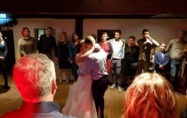 Wedding Edition Video Drive In Show met VJ Rob – Bruiloft Jilles en Charlotte Robachers Watermolen 18-12-2018