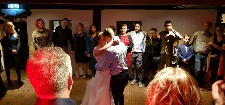 Wedding Edition Video Drive In Show met VJ Rob – Bruiloft Jilles en Charlotte Robachers Watermolen 18-12-2018