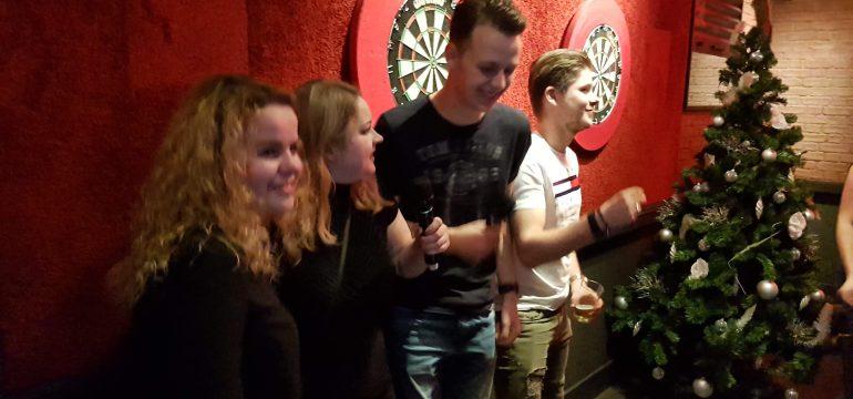 Rojo Karaoke Show met DJ Rob – Jackspot Heerhugowaard 29-12-2018