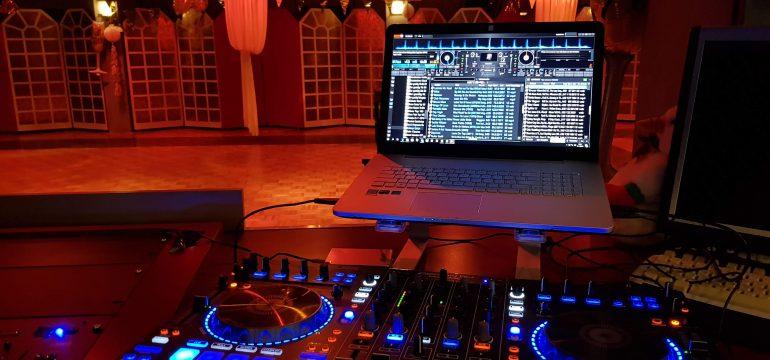 DJ en VJ