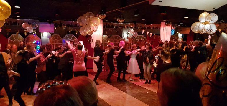 DJ Rob – Nieuwjaarsfeest Berend Botje Dansschool Verbiest Hoorn 11-1-2019