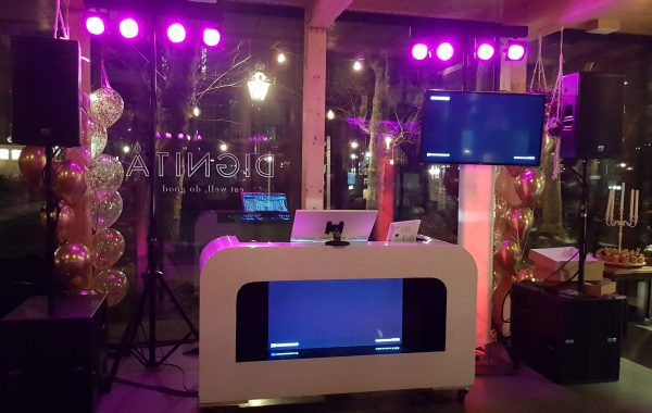 Beveiligd: Rojo Video Drive In Show met VJ Rob – 21 Birthday Party Dignita Hoftuin Amsterdam 16-2-2019