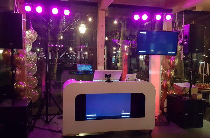 Beveiligd: Rojo Video Drive In Show met VJ Rob – 21 Birthday Party Dignita Hoftuin Amsterdam 16-2-2019