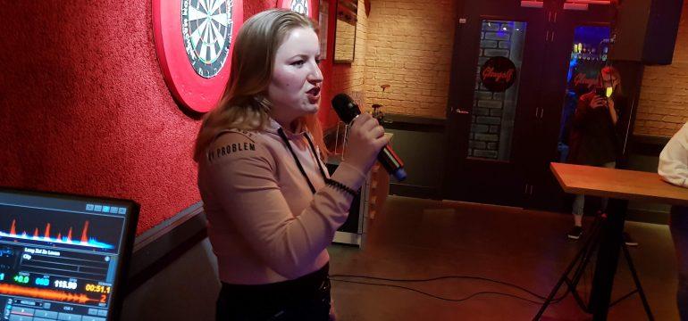 Rojo Karaoke Show met DJ Rob – Jackspot Heerhugowaard 23-2-2019
