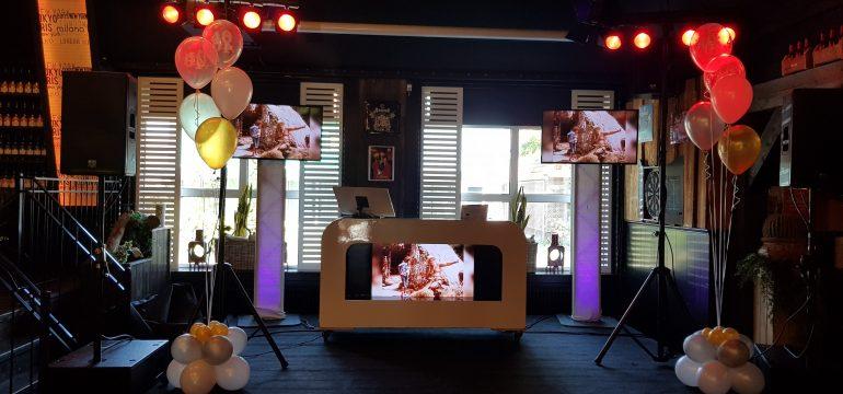 Rojo Video Drive In Show met VJ Rob – Club Vol 24-8-2019